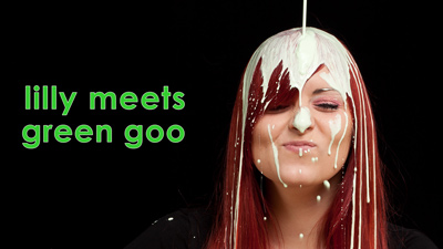 Lilly meets green Goo