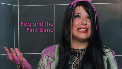 Bea meets pink slime